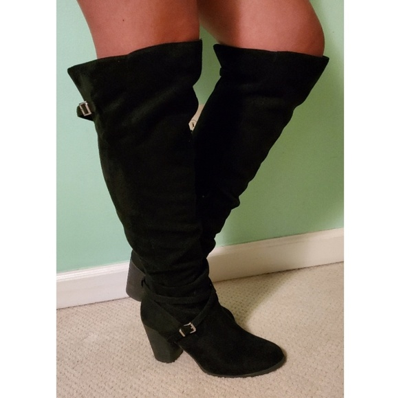 Madden Girl Over The Knee Boots